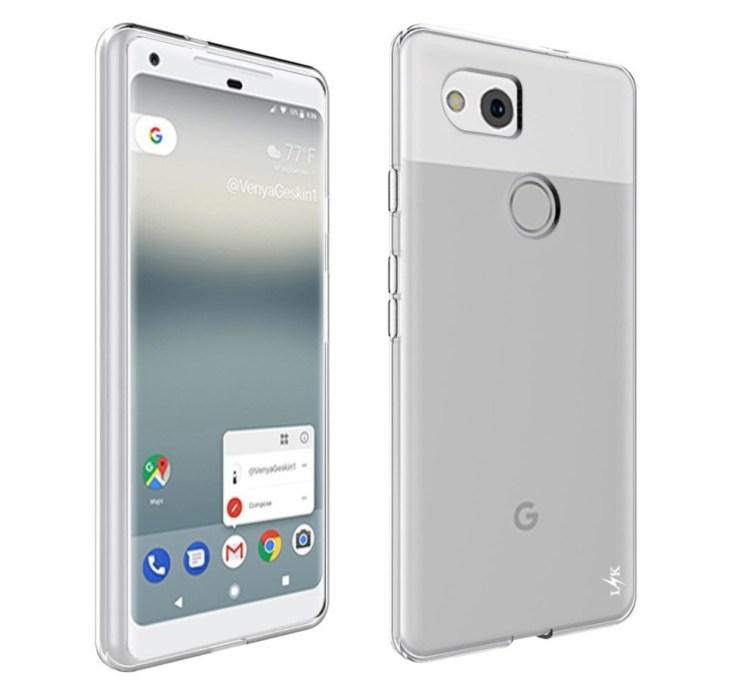 LK Ultra-Slim Clear Case