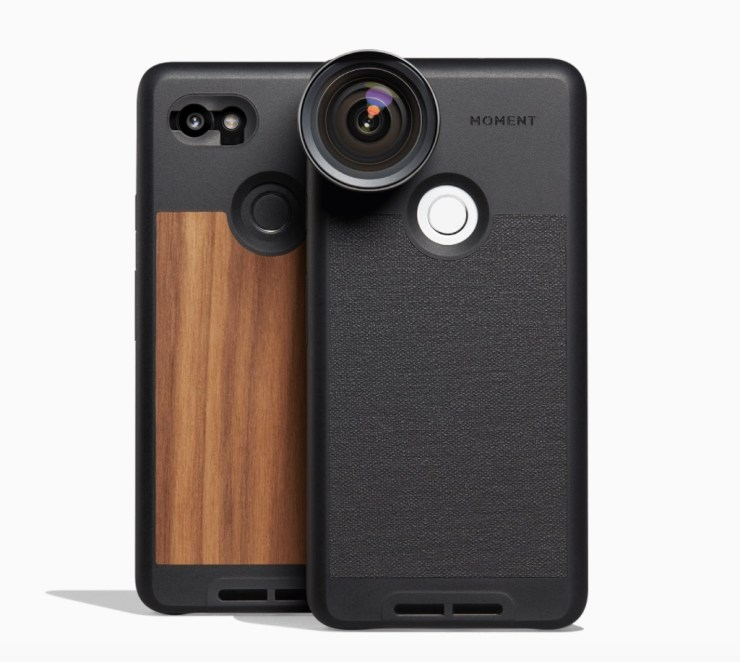 Moment Photo Lens Case from Google