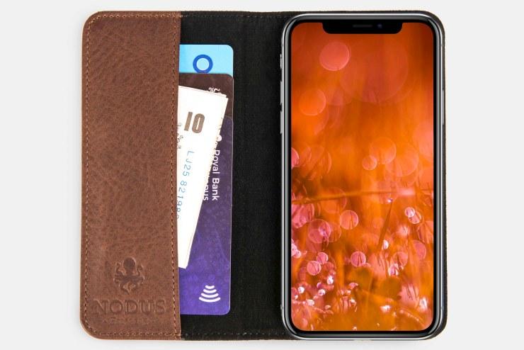 Nodus iPhone X Cases