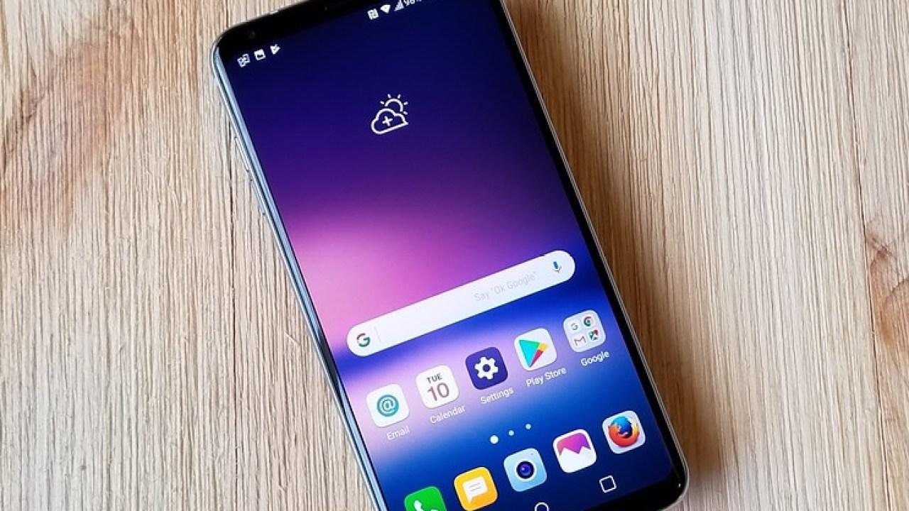How to Enable Fullscreen Apps on the LG V30
