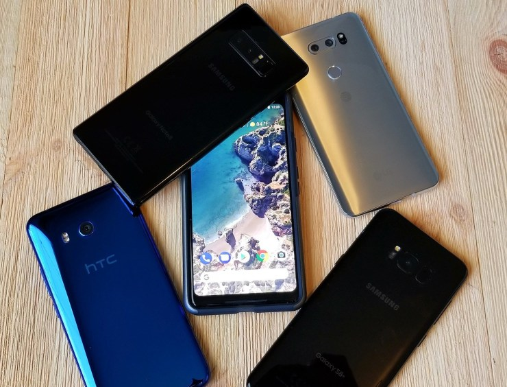 Image result for New or Used Android Phones