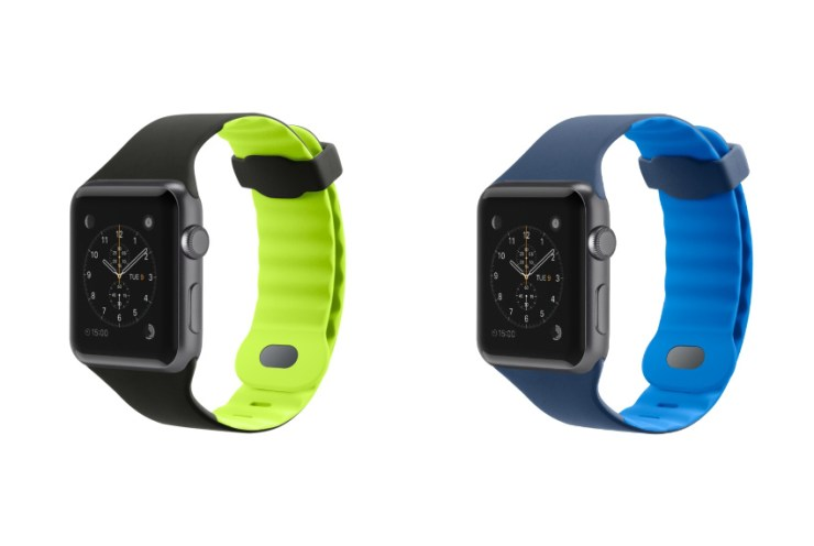 Belkin offers a cool sport band alternative.