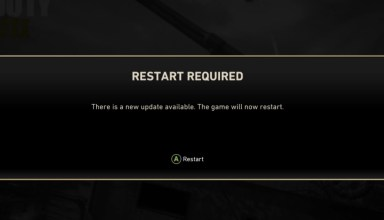 The Call of Duty: WWII 1.06 update is live on PS4 and the 1.6 update is coming to Xbox One today.