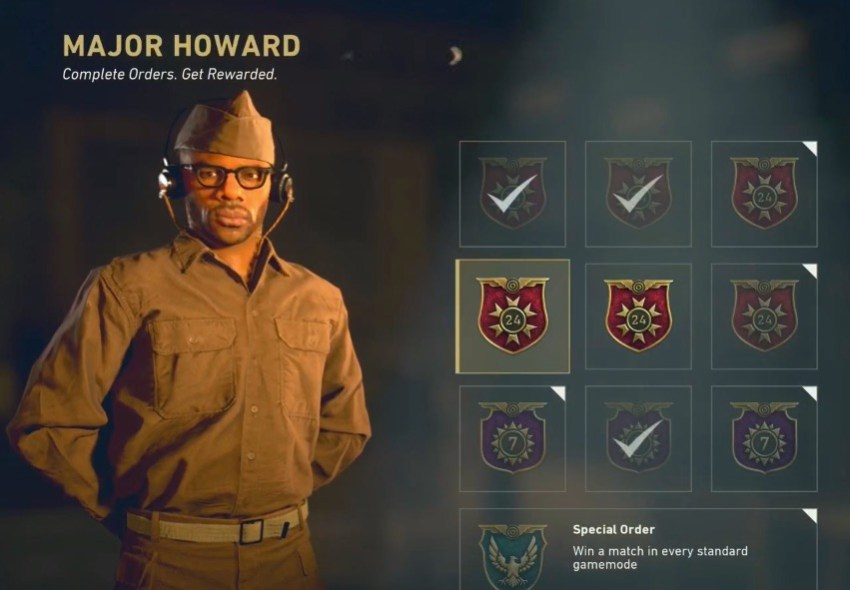 How to earn Call of Duty: WWII supply drops.