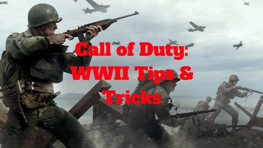 Call of Duty: WWII tips and tricks to level up faster.