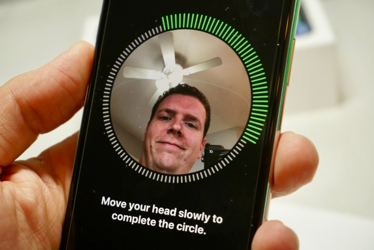 Setup Face ID again if you run into a lot of problems.