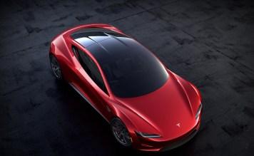 New Tesla Roadster 2 - 2020 - 3