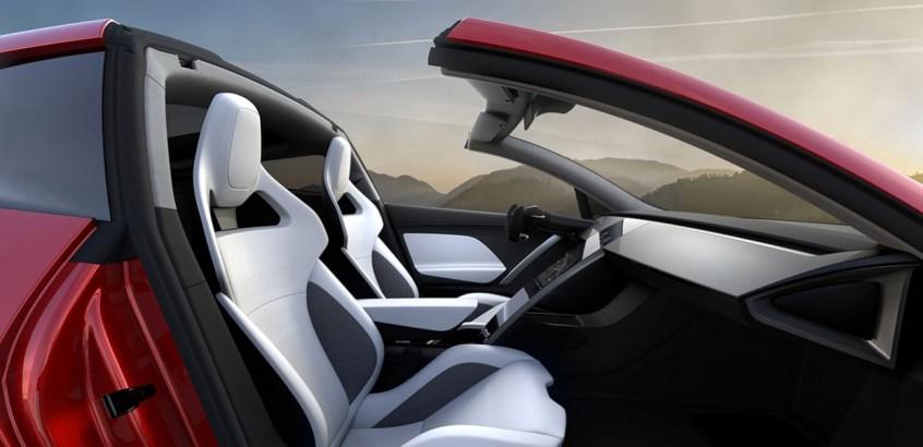 New Tesla Roadster 2 - 2020 - 4