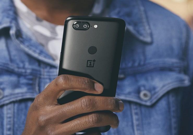 OnePlus 5T vs OnePlus 5: Design