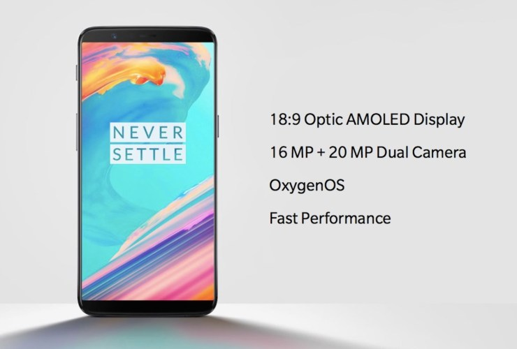 OnePlus 5T vs OnePlus 5: Display