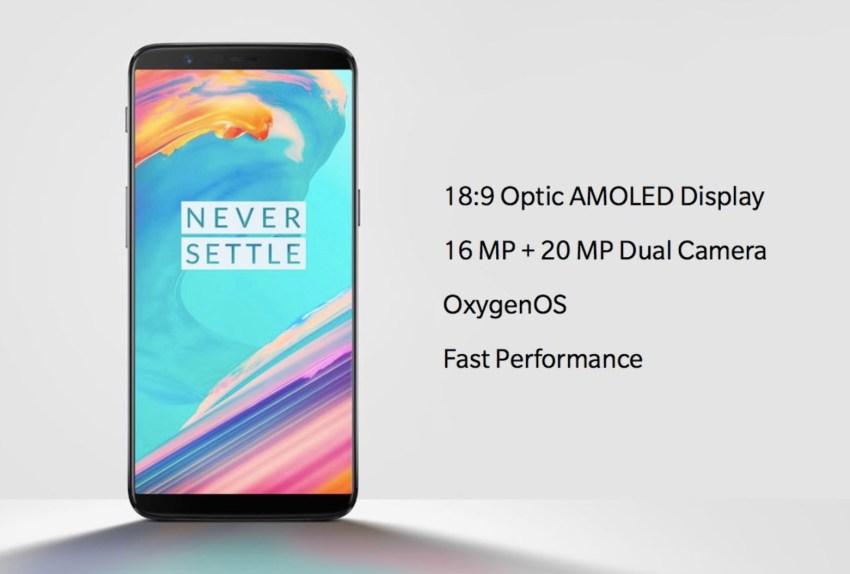 OnePlus 5T vs OnePlus 5: Display
