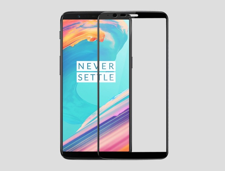 Official OnePlus 5T Tempered Glass