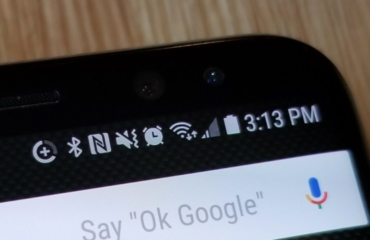 Galaxy S8 Notification Bar Icons Explained
