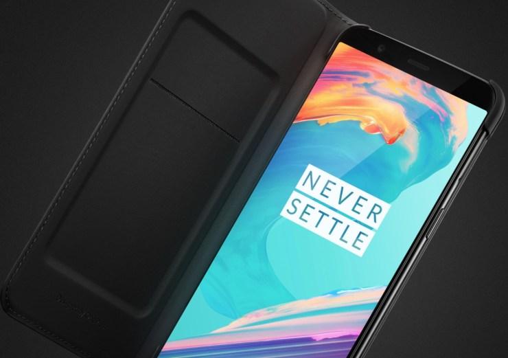 OnePlus PU Leather Flip Case (Wallet)