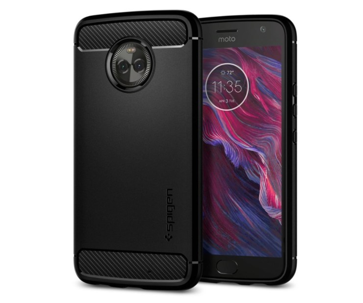 Spigen Rugged Armor for Moto X4 ($11)