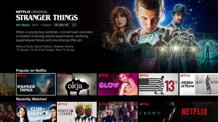 Stream 4K from Amazon & Netflix