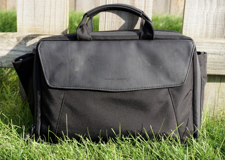 The Waterfield Designs Air Porter is the perfect carry-on bag.