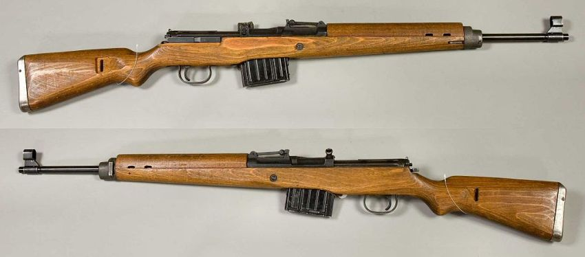Example of one of the potential new Call of Duty: WWII guns. Armémuseum (The Swedish Army Museum) through the Digital Museum (http://www.digitaltmuseum.se)