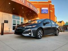 2017 Toyota Prius Prime Review - 1