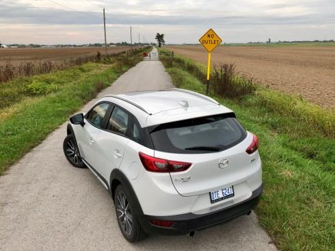 2018 Mazda CX-3 Review - 16