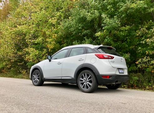 2018 Mazda CX-3 Review - 23