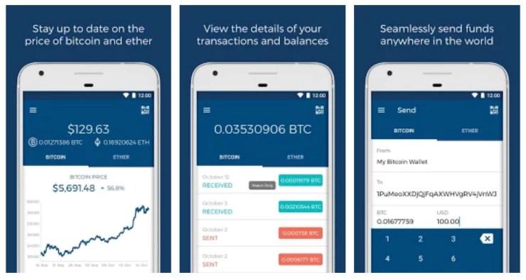 best iphone cryptocurrency app