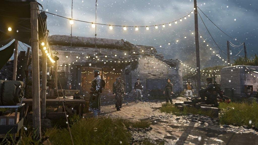 Call of Duty: WWII's Winter Siege event has a new trailer