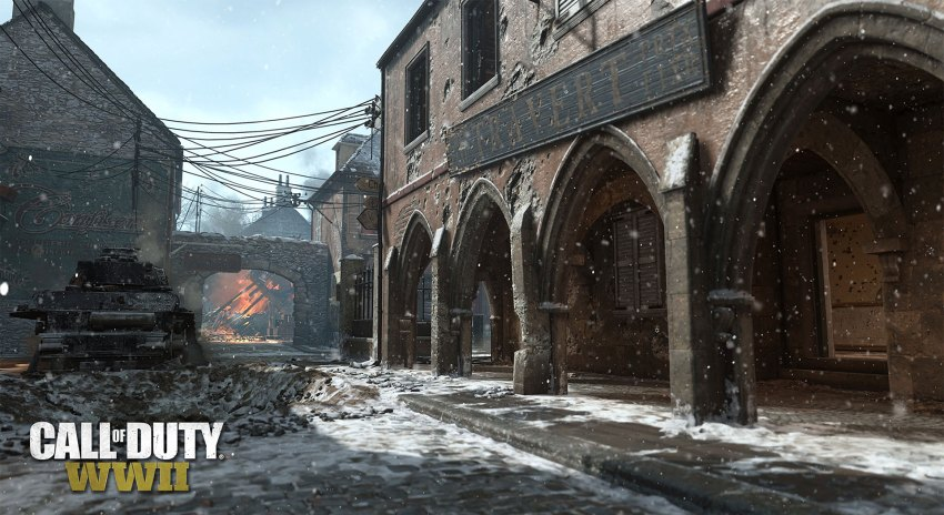 What's new in the December Call of Duty WWII 1.07 update.What's new in the December Call of Duty WWII 1.07 update.