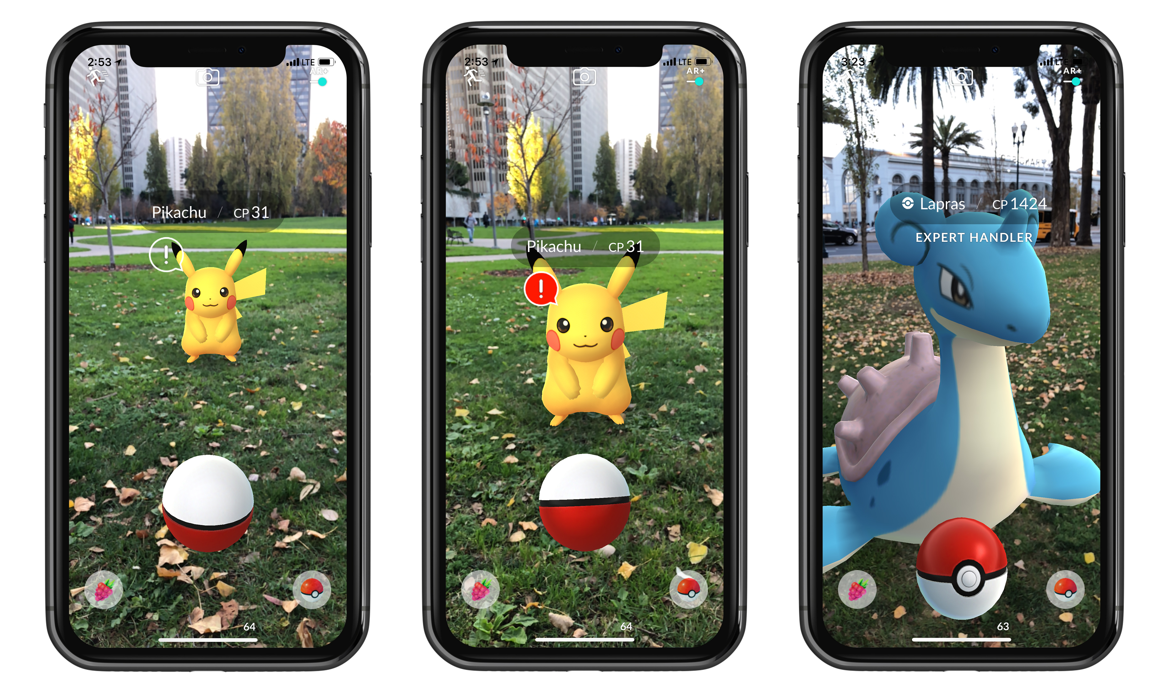 Pokémon GO Just Got More Realistic Thanks to ARKit