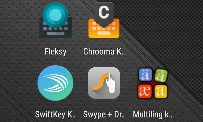 how to fix android keyboard problems