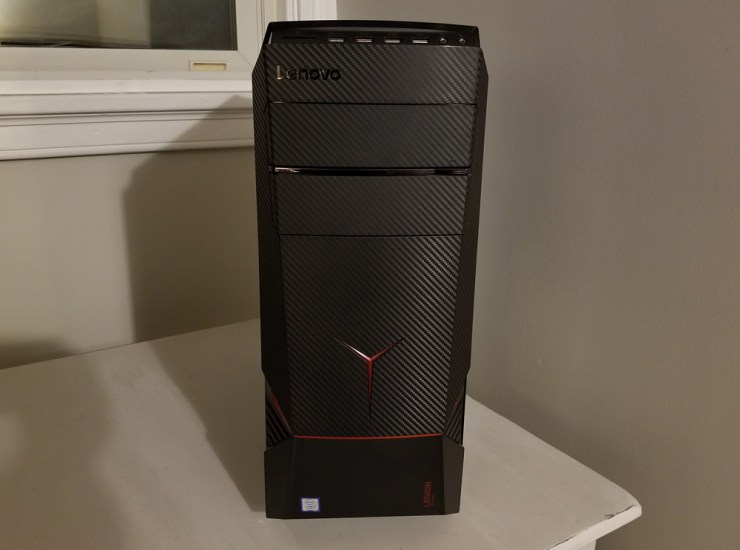 Lenovo Legion Y720T Tower Review: More Space for More Stuff
