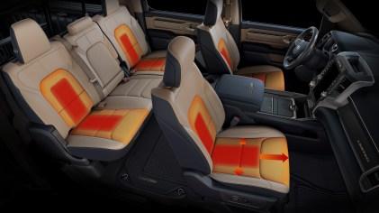 2019 Ram 1500 – Heated Seats