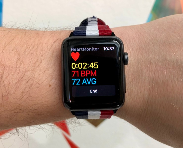 Continuously Track Your Heart Rate Without Workouts