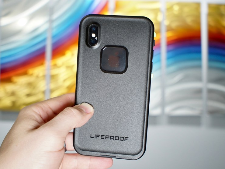 LifeProof Fre iPhone X Case - Waterproof