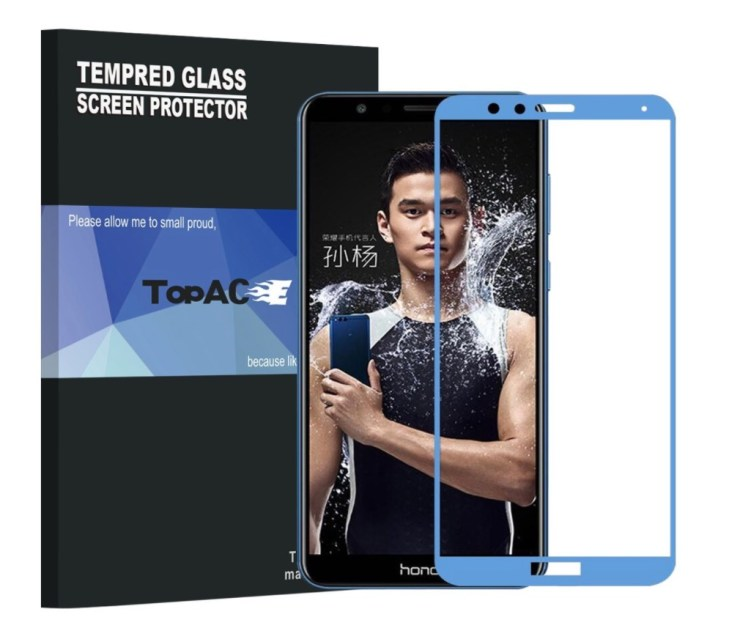 TopACE Tempered Glass w/ Bezel