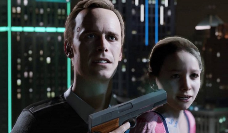 Detroit Become Human - May 25th