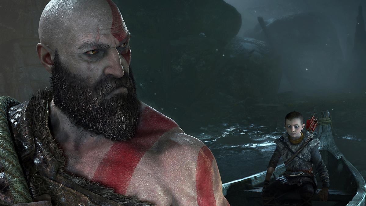 God of War Gets April Release Date, New Trailer Online