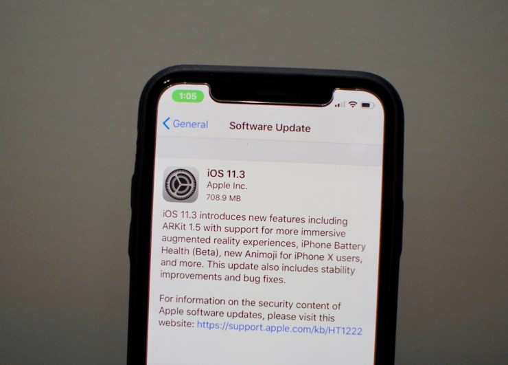 5 Things To Know About The IOS 11 3 Update