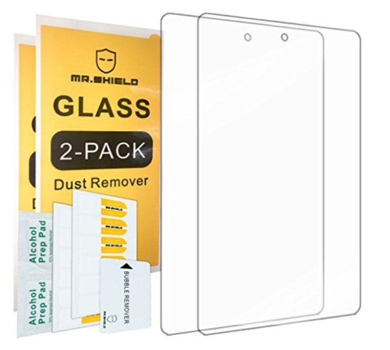 Mr. Shield 2-Pack Tempered Glass