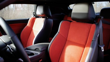 2018 Dodge Challenger GT Review - Front Seat 2