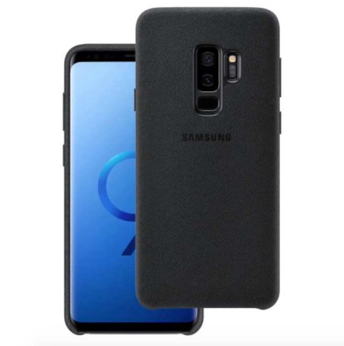 Samsung Alcantara Fabric Case ($52)