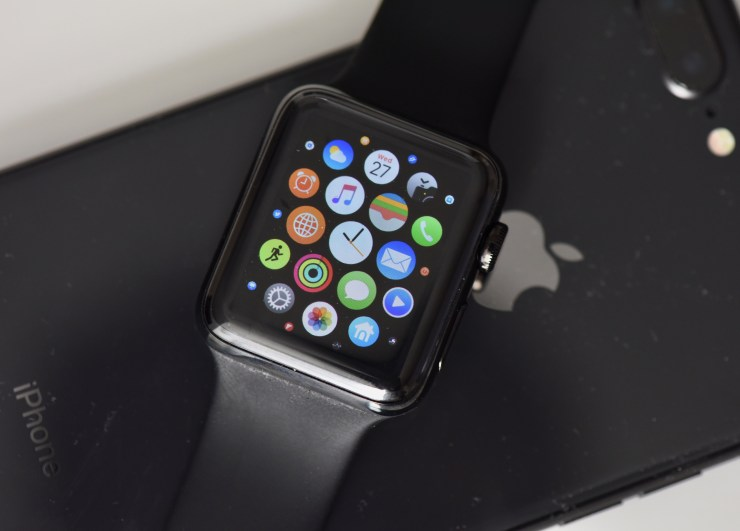 Apps perform way better on the Apple Watch 3 than on older models.