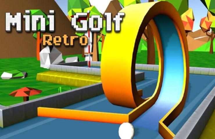 Mini Golf: Retro