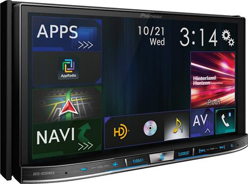 Pioneer AVIC-W8500 NEX Android/Apple Car Receiver