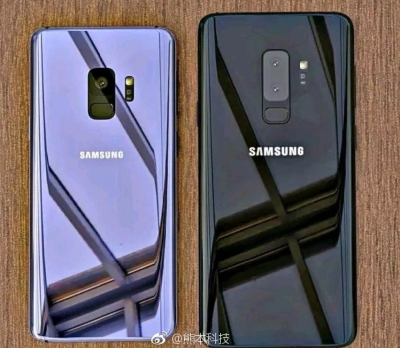 Galaxy S9 vs Pixel 2 XL: Specs