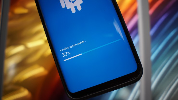 Samsung Galaxy Android Oreo Update Info 2018