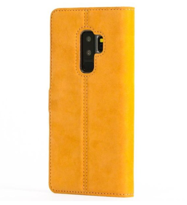 SnakeHive Vintage Leather Wallet Case ($25)