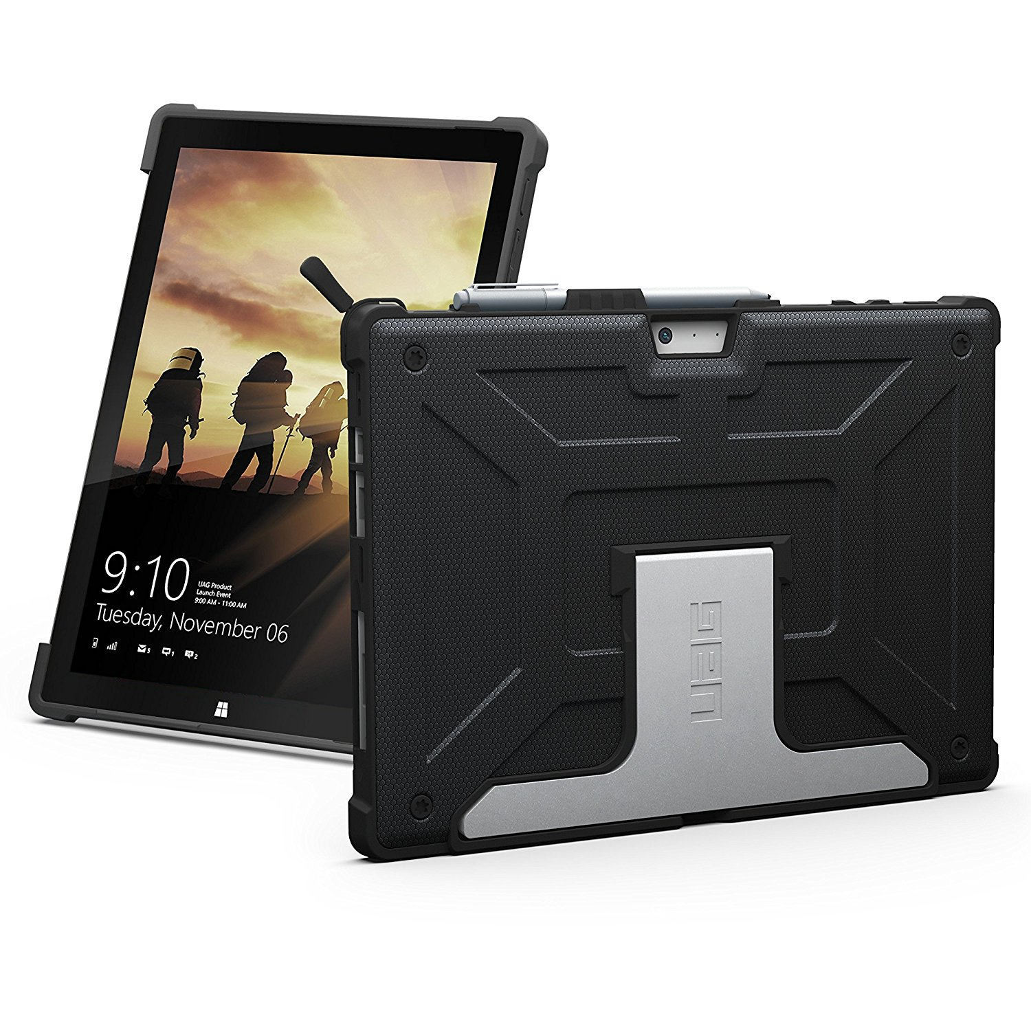 more photos ebdd7 85856 9 Best 2017 Surface Pro Cases, Sleeves & Skins in 2018