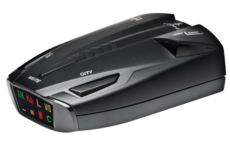 Cobra 9-Band Radar Detector