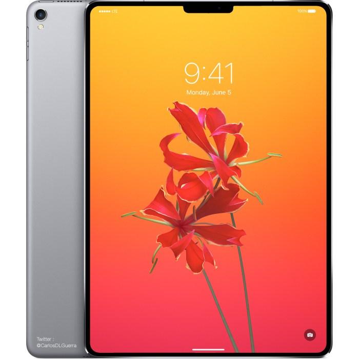 Track iPad Pro 2018 Rumors